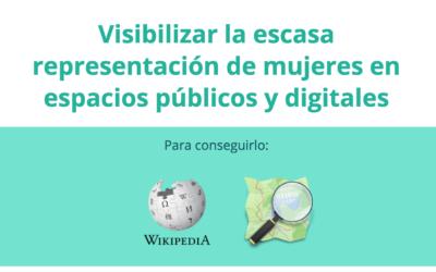 Presentación #LasCallesDeLasMujeres SIGLibre2019