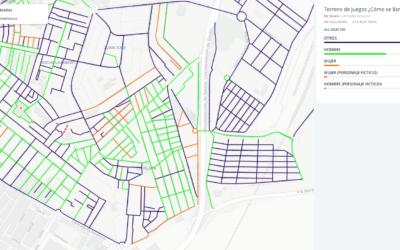 Mapa Sevilla Terreno de Juegos (en construcción)